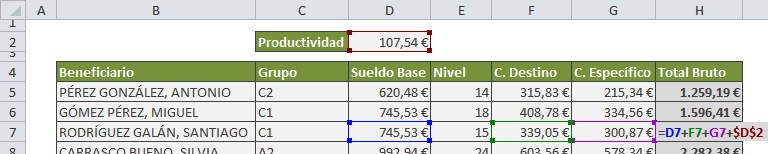 excel referencias absolutas ok